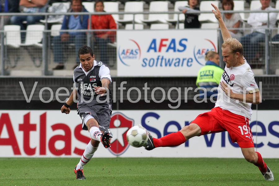 AZ - Fortuna Düsseldorf