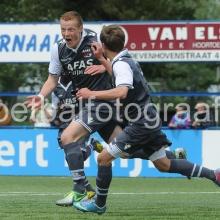 AZ onder 15 is dankzij een 4-1 overwinning op Feyenoord onder 15 landskampioen geworden.