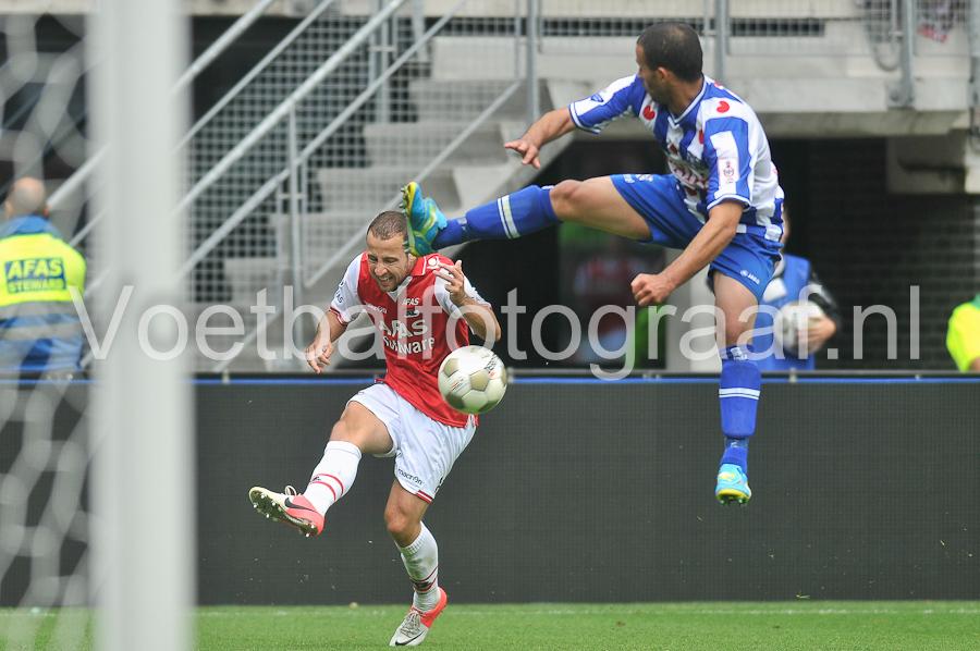 AZ - SC Heerenveen